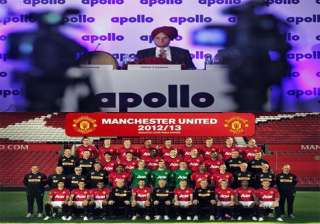 apollo tyres to sponsor man u - India TV