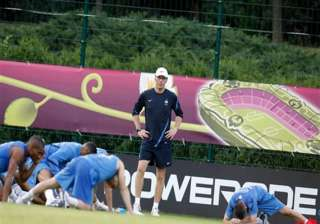 assistant france coach says rift is over - India...