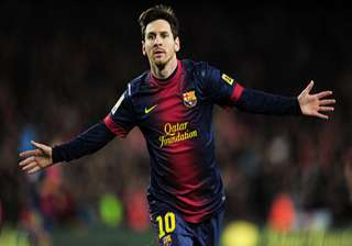barcelona looks for lionel messi s return - India...