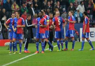 basel ordered to play europa qf in empty stadium...