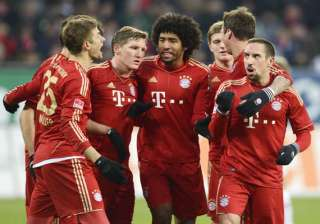 bayern beats nuremberg 2 0 in bundesliga - India...