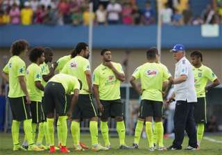 brazil defense a concern ahead of world cup...