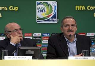 brazil minister speed up work at world cup venues...