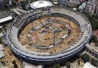 brazil tells fifa that amazon venue will be ready...
