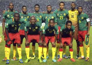 cameroon s players refuse to travel over bonus...