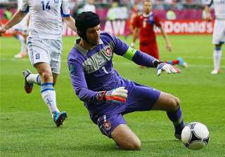 cech set to play for czechs against poland -...