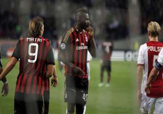 champions league ajax holds milan to 1 1 draw in...