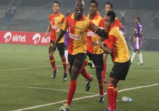 chance for east bengal to close in on i league...
