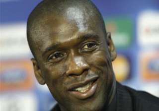 clarence seedorf leaving after 10 years at milan...