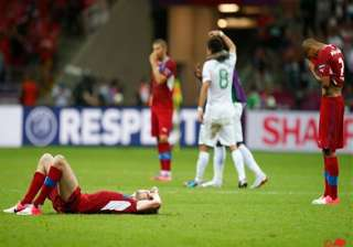 czechs look to rebuilding after euro - India TV