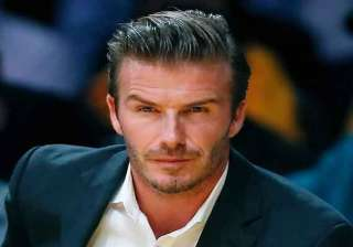 david beckham involved in car accident - India TV