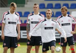 denmark s budding talent yet to bloom at euro...