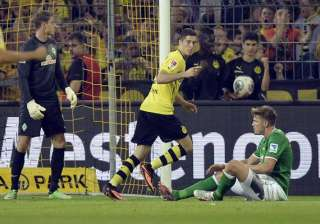 dortmund beats bremen 1 0 in bundesliga - India TV