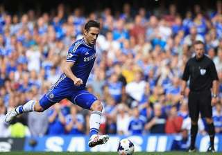 epl lampard scores from superb free kick as...
