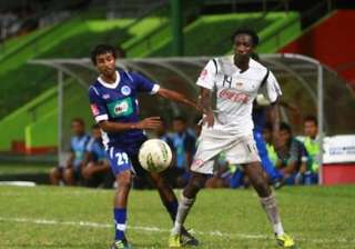 east bengal go down 2 4 to kuwait sc - India TV