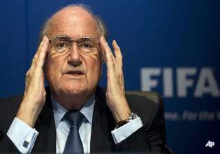 european lawmakers slate blatter over bribery...