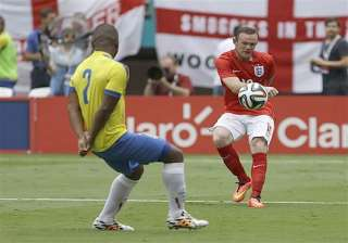 fifa world cup wayne rooney ends goal drought as...