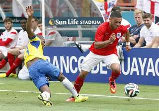 fifa world cup alex chamberlain set to go with...