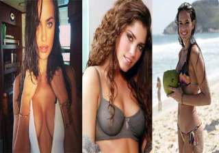 fifa world cup know the wags of 20 players who...