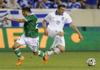 fifa world cup greece edges bolivia 2 1 in warm...