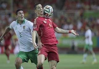 fifa world cup fernando torres sees spain as...