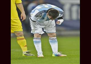 fifa world cup messi s bouts of nausea puzzle...