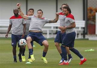 fifa world cup match preview beasley set to play...