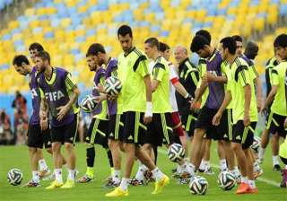 fifa world cup spain hopes to reverse luck...