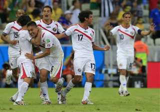 fifa world cup costa rica stuns uruguay by 3 1 -...