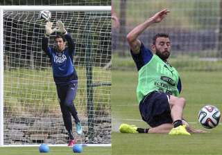fifa world cup italy s buffon and barzagli still...