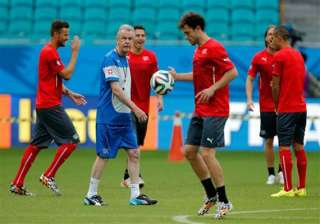 fifa world cup switzerland to defend against...
