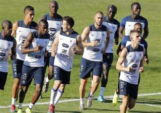 fifa world cup france faces swiss test on strike...