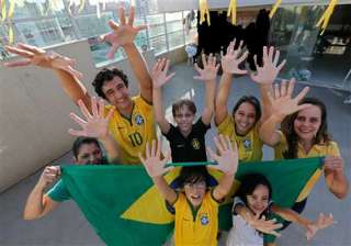 fifa world cup 6 fingered family roots for brazil...