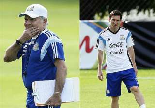 fifa world cup argentina coach denies rift with...