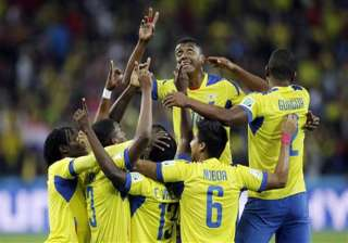 fifa world cup ecuador comes from behind to beat...