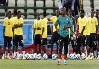 fifa world cup ghana resists talk of world cup...