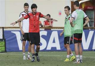 fifa world cup germany coach urges players to...