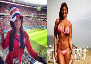 fifa world cup meet jale berahimi the hot...