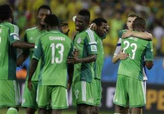 fifa world cup nigeria eyes place in 2nd round...