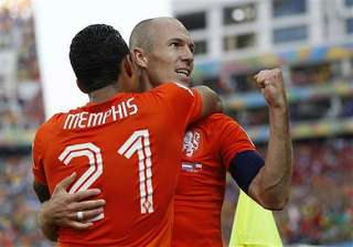 fifa world cup super subs score as netherlands...