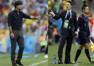 fifa world cup coaches and their varying styles -...