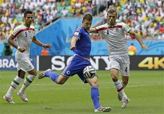 fifa world cup bosnia defeat sends iran crashing...