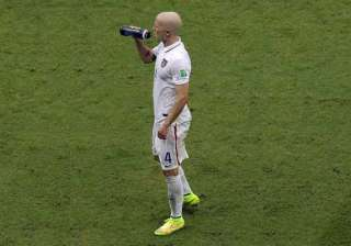 fifa world cup michael bradley the man who has...