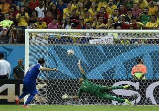 fifa world cup keylor navas carries costa rica to...