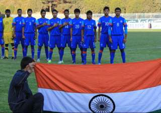 faiaz s late strike gives india well deserved win...