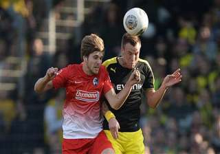freiburg stun bremen 3 1 in german bundesliga. -...