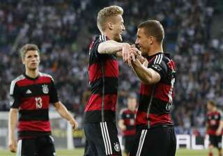 germany draws 2 2 with cameroon - India TV