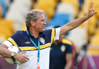 hamren says sweden headed in right direction -...