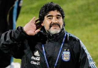 maradona eyes aston villa top job - India TV
