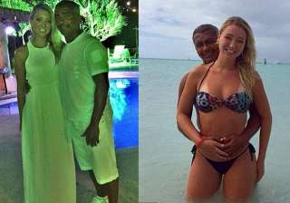 brazilian legend romario dating 19 year old...